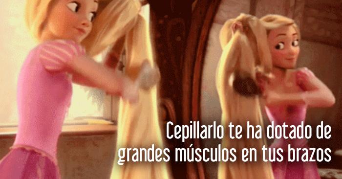 20 problemas que tienen las chicas de cabello largo