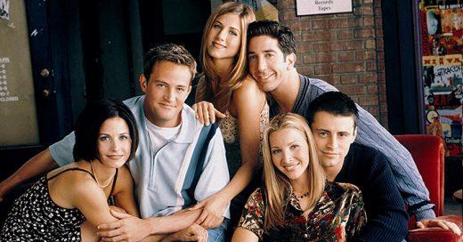 El elenco de Friends se reunirá para especial de TV