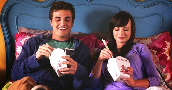 las 15 cosas que sólo las chicas que salen con un chico poco romántico saben que son ciertas