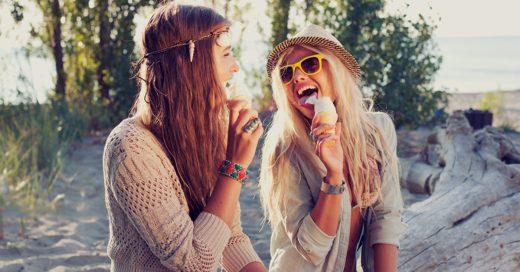 Si hacen estas 10 cosas, entonces tu mejor amiga y tú son definitivamente como una pareja de ancianos
