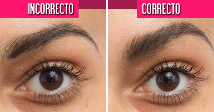 Consejos para que tus cejas luzcan bien
