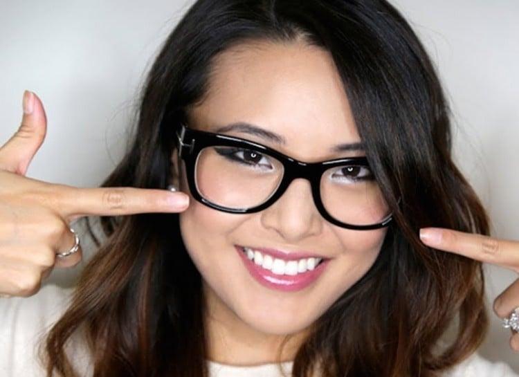 chicas con gafas