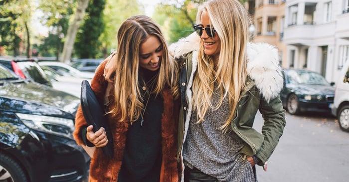 Ventajas de tener a tu mejor amiga a larga distancia
