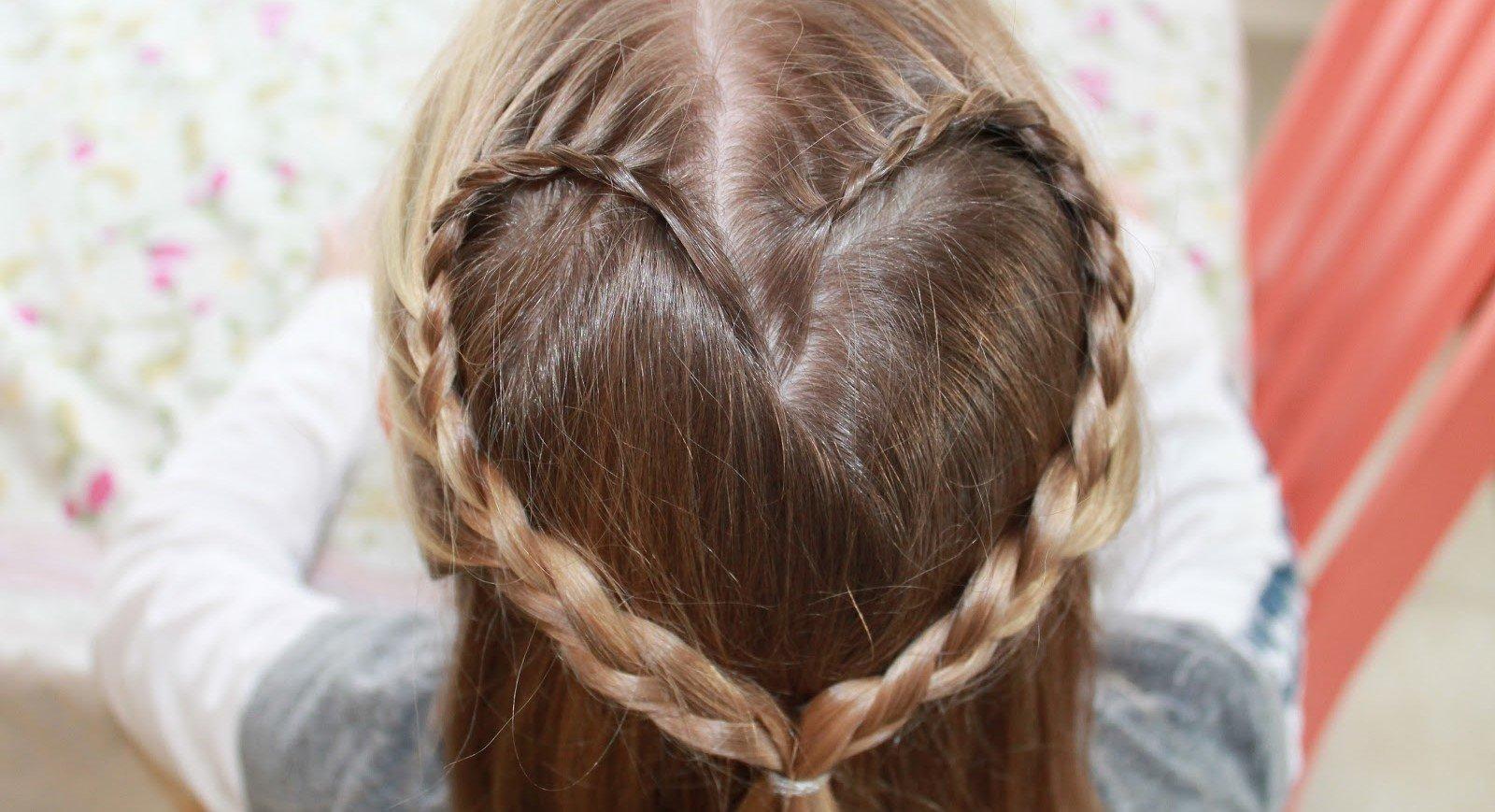 10 Ideas De Peinados Para Ninas Faciles Y Rapidos De Hacer