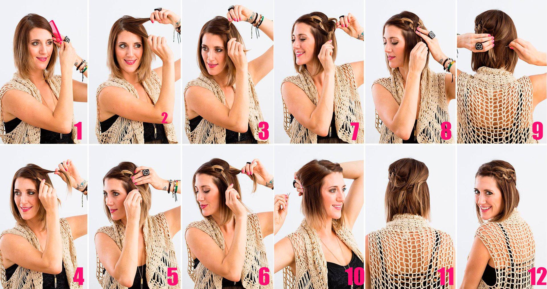 Los cabellos se hacen rápidamente grasos los medios