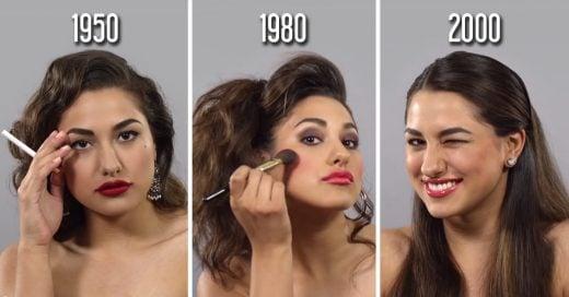 Recorrido de 100 años de belleza en México
