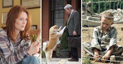 12 películas de Netflix que te emocionarán hasta los huesos