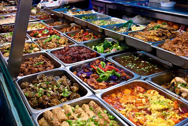 buffet grande