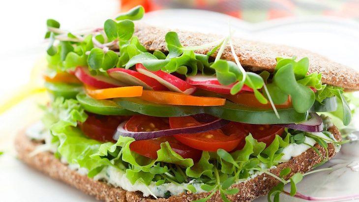 comida con fibra