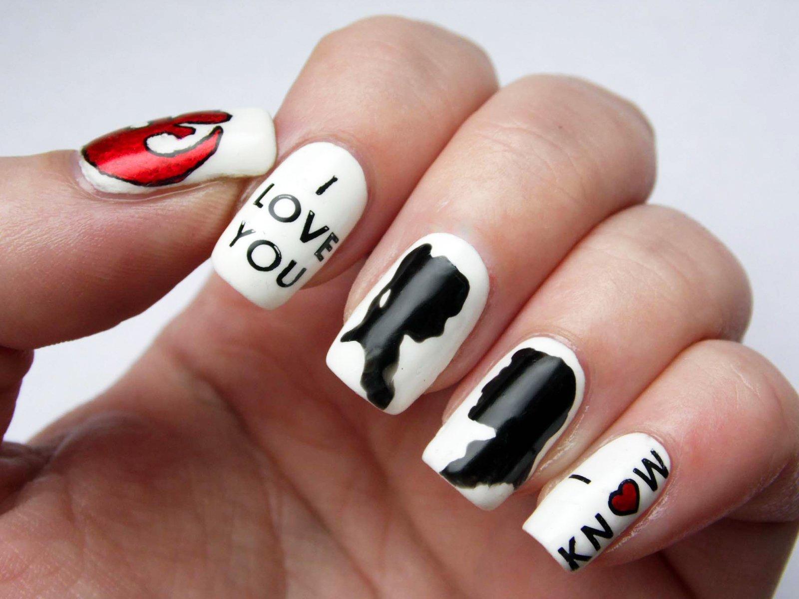 23 Diseños de arte en uñas que cuentan una historia