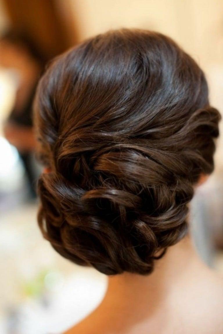 peinado recogido