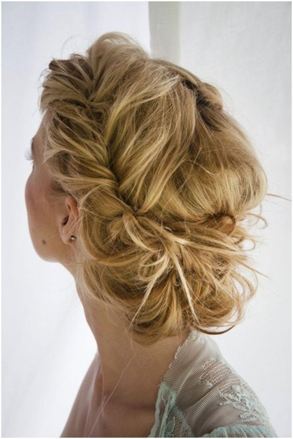 20 ideas de bellos peinados para mujeres y ni as faciles for Recogido bob