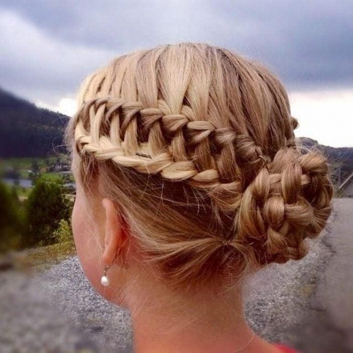 20 Ideas De Bellos Peinados Recogidos Elegantes Y Femeninos