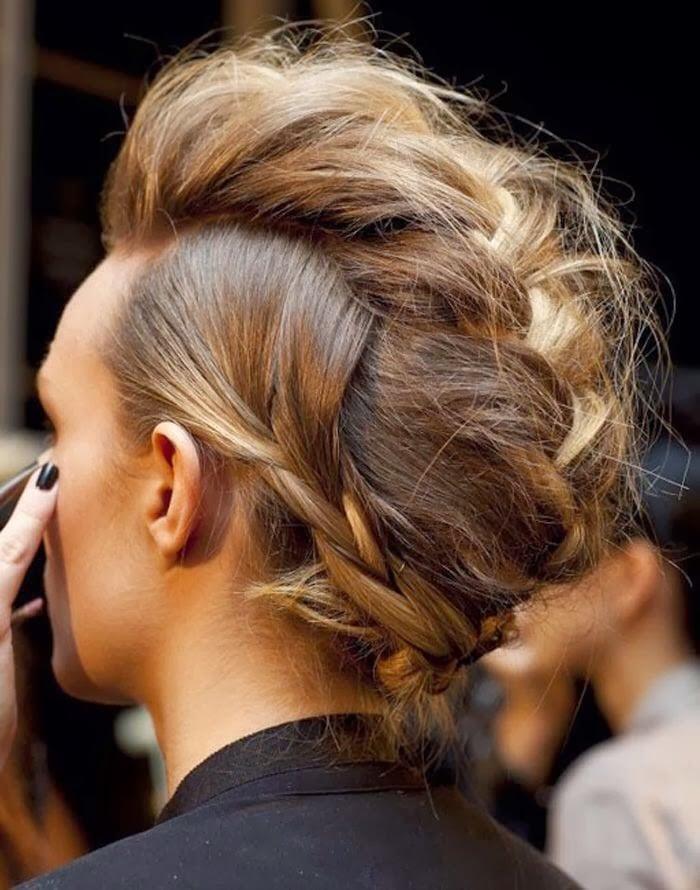 20 Ideas De Bellos Peinados Para Mujeres Y Ninas Faciles