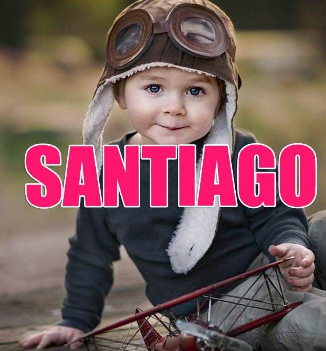 Bebé Santiago