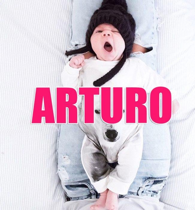 Bebé Arturo
