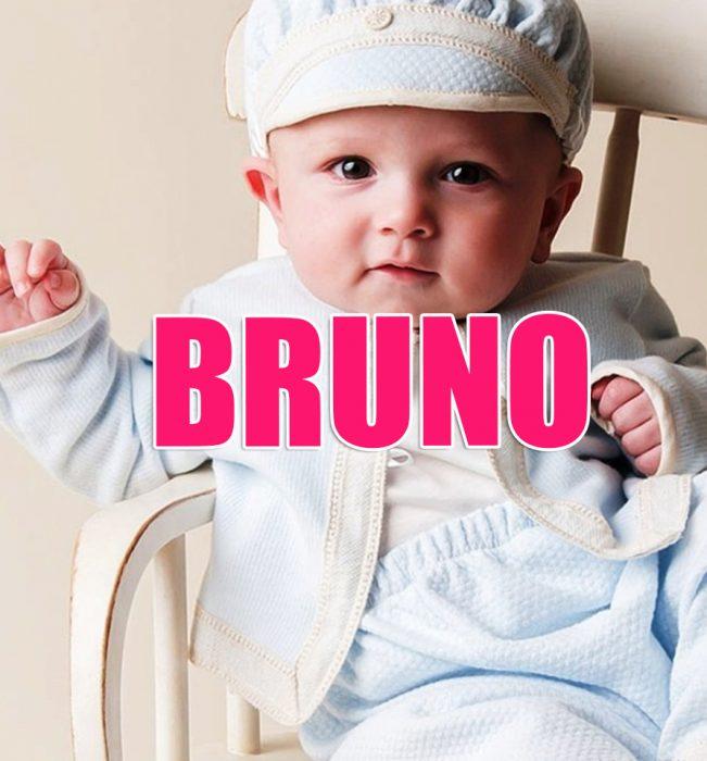 Bebé bruno
