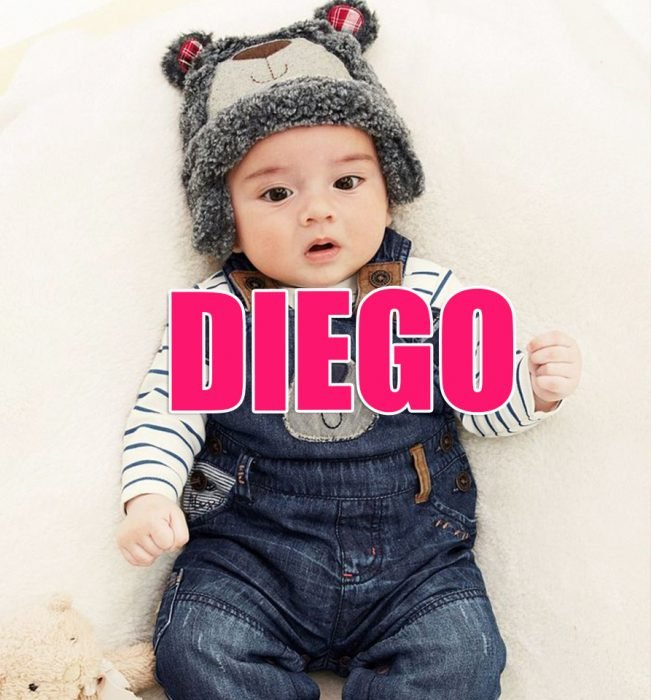 bebé Diego