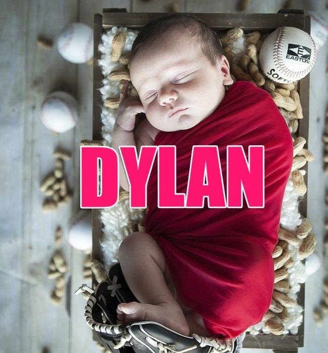 bebé Dylan