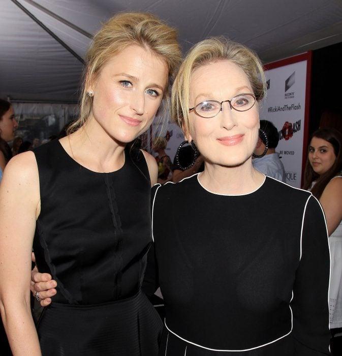 Meryl Streep y Mamie Gummer