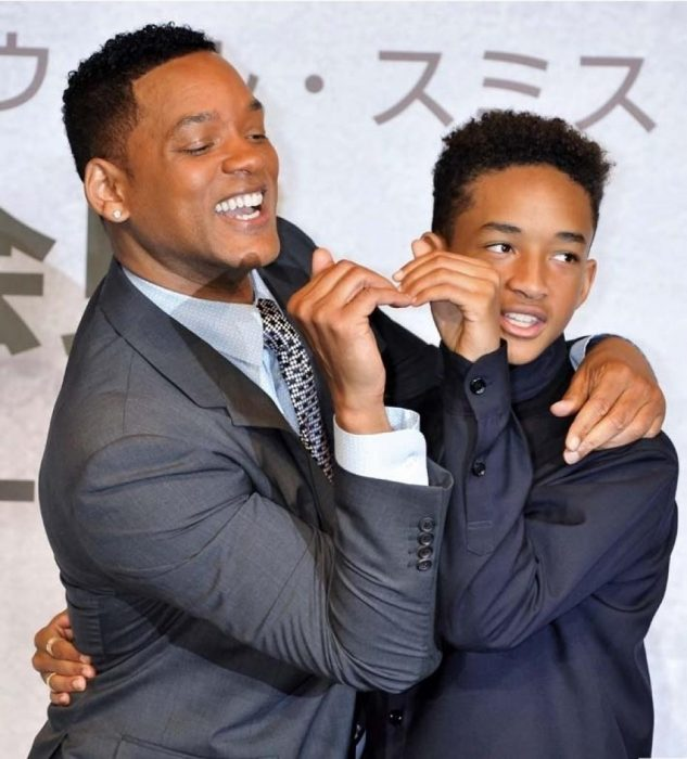 Will y Jaden Smith