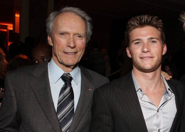 Clint y Scott Eastwood