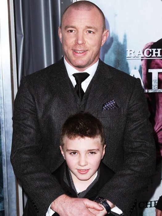 Guy y Rocco Ritchie