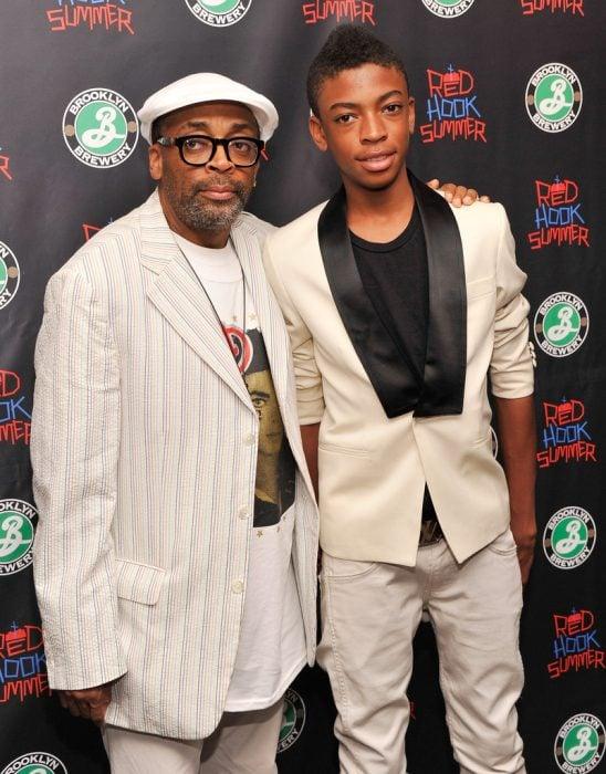 Spike y Jackson Lee
