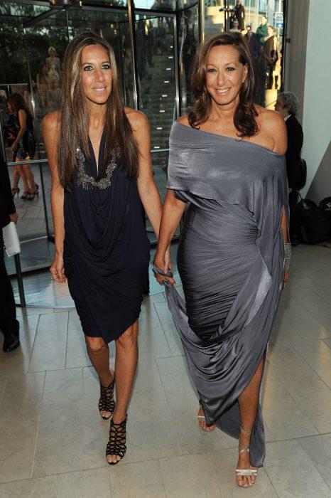 Donna y Gaby Karan