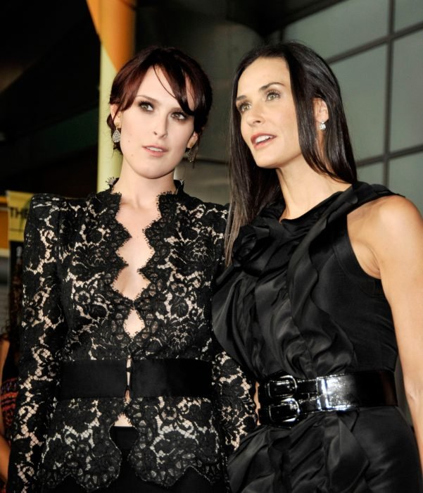 Demi Moore y Rumer Williams