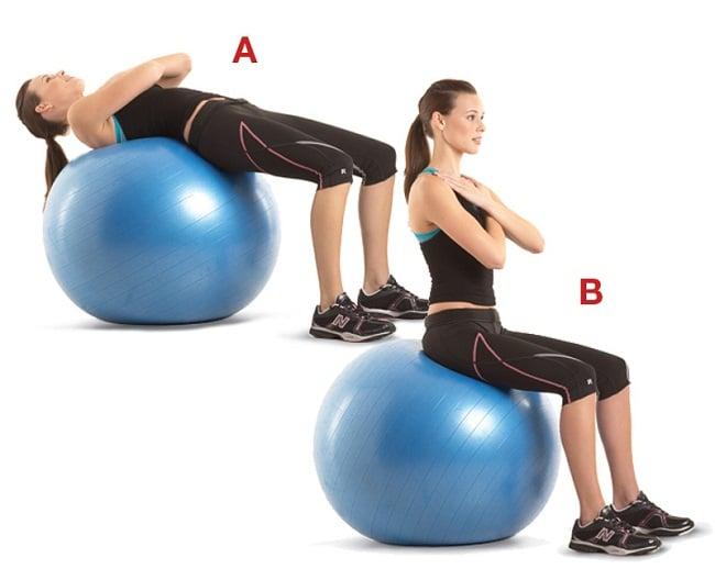 8 ejercicios sencillos para tener un abdomen plano