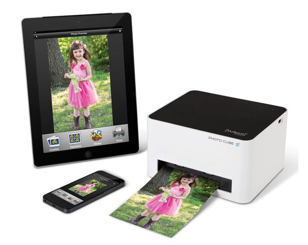 The wireless Smartphone Printer