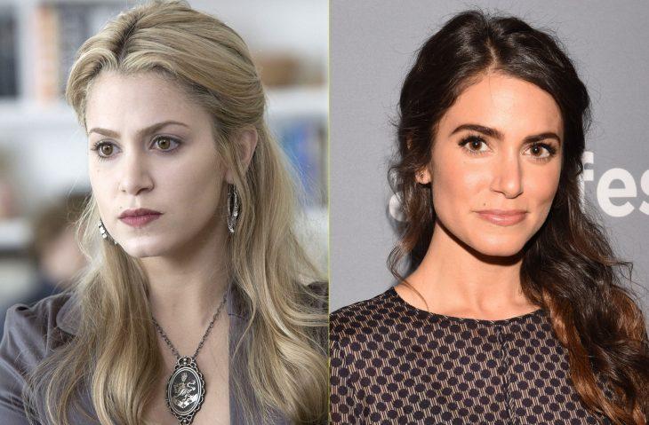 Nikki Reed antes y después de la película crepúsculo