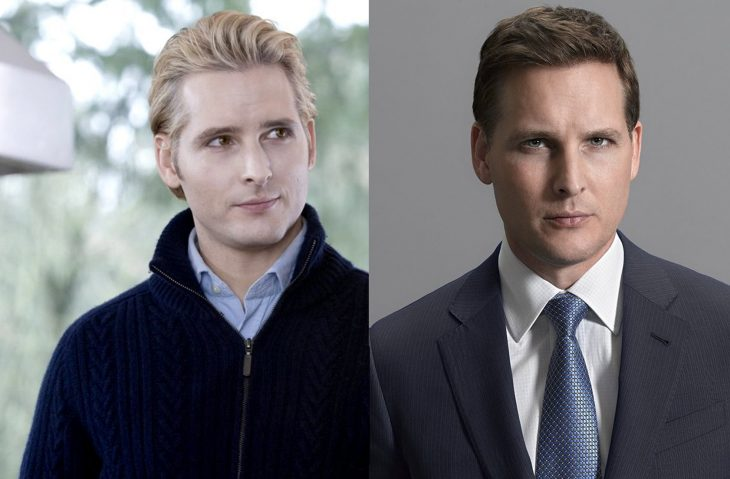 Peter Facinelli antes y después de la película crepúsculo