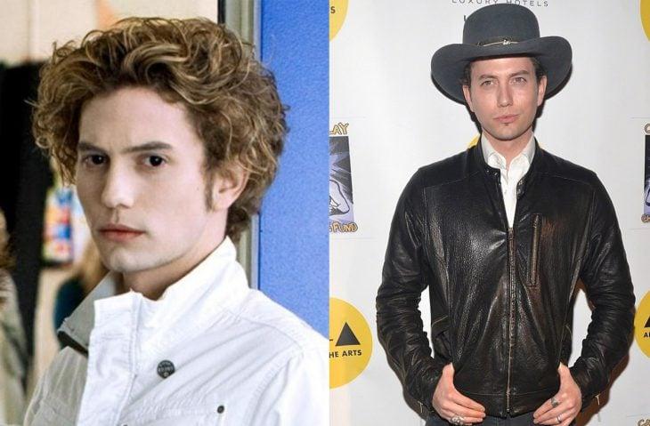Jackson Rathbone antes y después de la saga crepúsculo