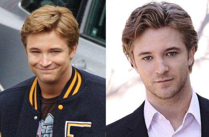 Michael Welch antes y después de crepúsculo