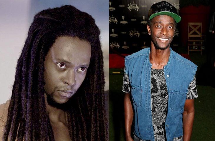Edi Gathegi antes y después de la película crepúsculo