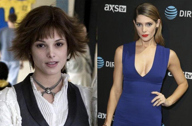 Ashley Greene antes y después de la película crepúsculo