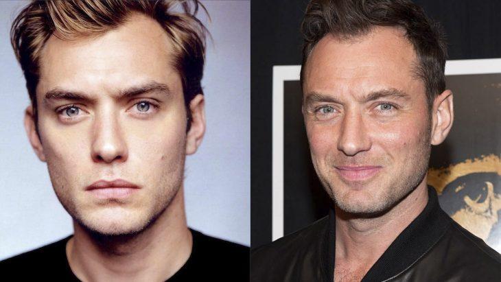 Jude Law antes y después
