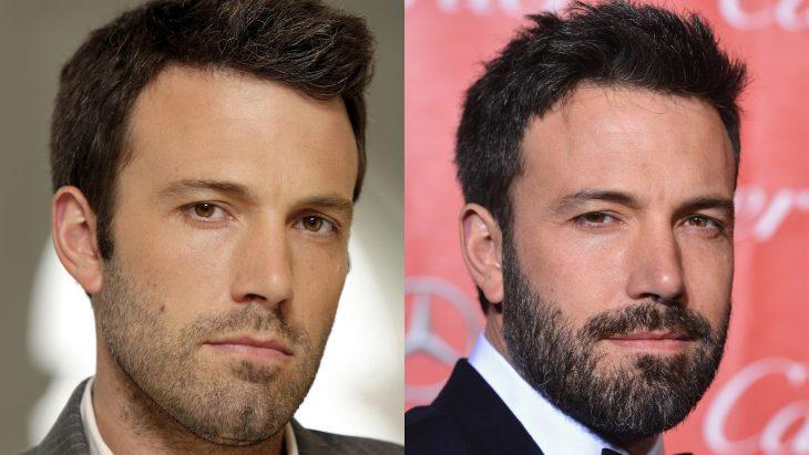 Ben Affleck antes y después