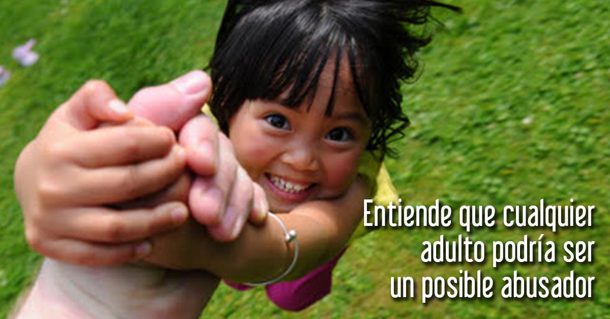 Cómo identificar a un abusador de niños o pederasta