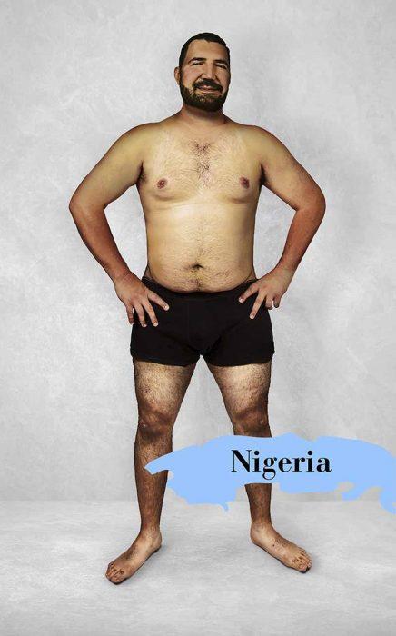 fotografía experimento photoshop Nigeria