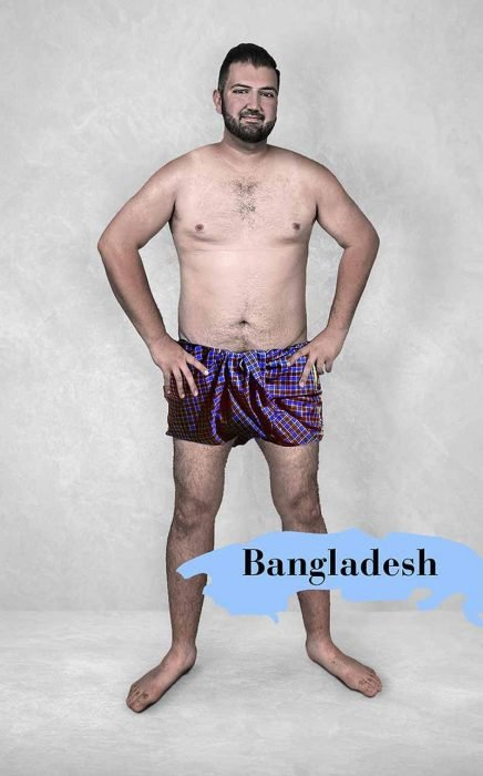 fotografía experimento photoshop Bangladesh
