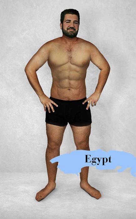 fotografía experimento photoshop Egipto