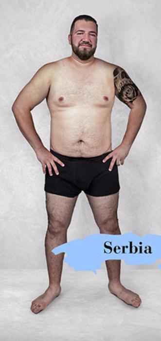 fotografía experimento photoshop Serbia
