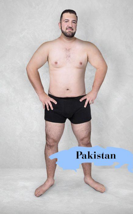 fotografía experimento photoshop Paquistán
