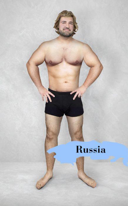 fotografía experimento photoshop Rusia