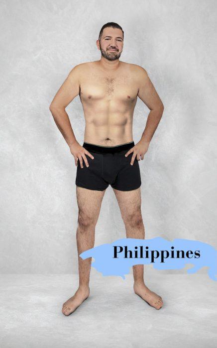 fotografía experimento photoshop Filipinas
