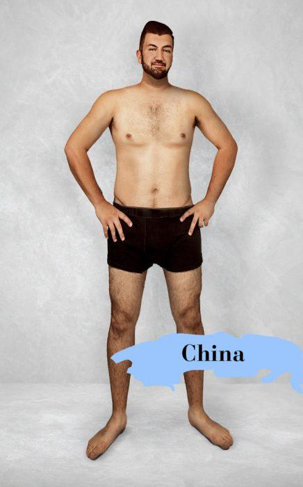 fotografía experimento photoshop China