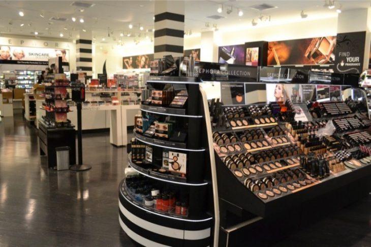 Tienda exclusiva de maquillaje
